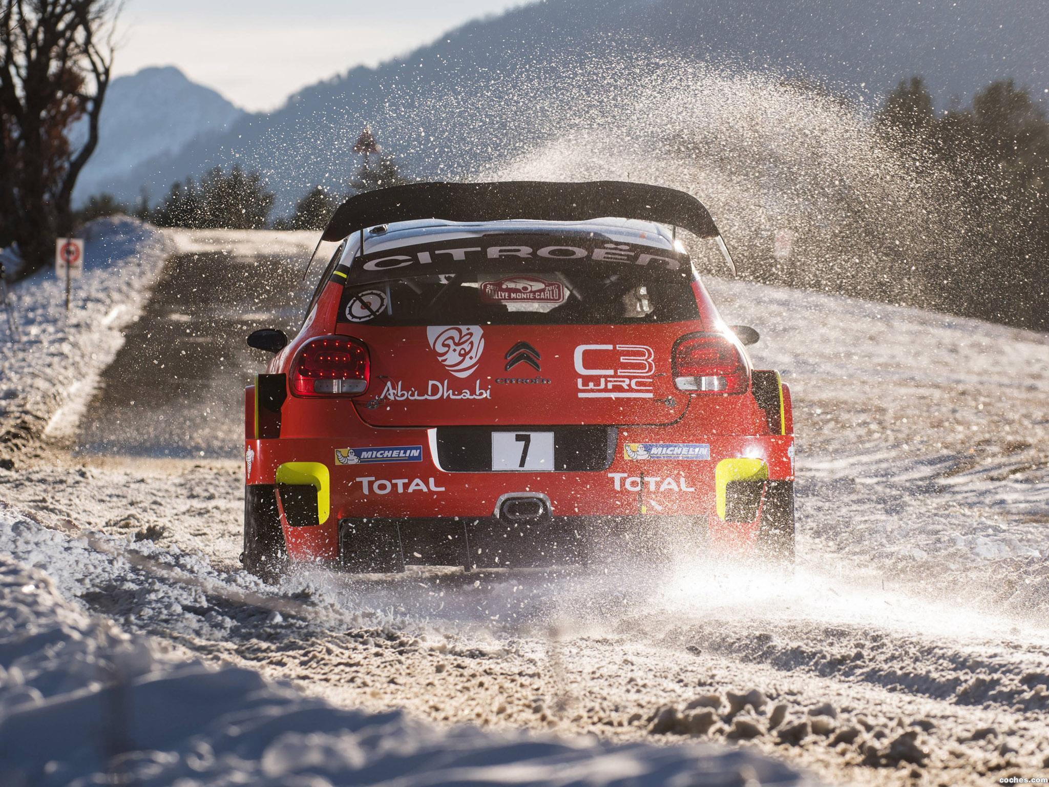 Foto 12 de Citroen C3 WRC 2017