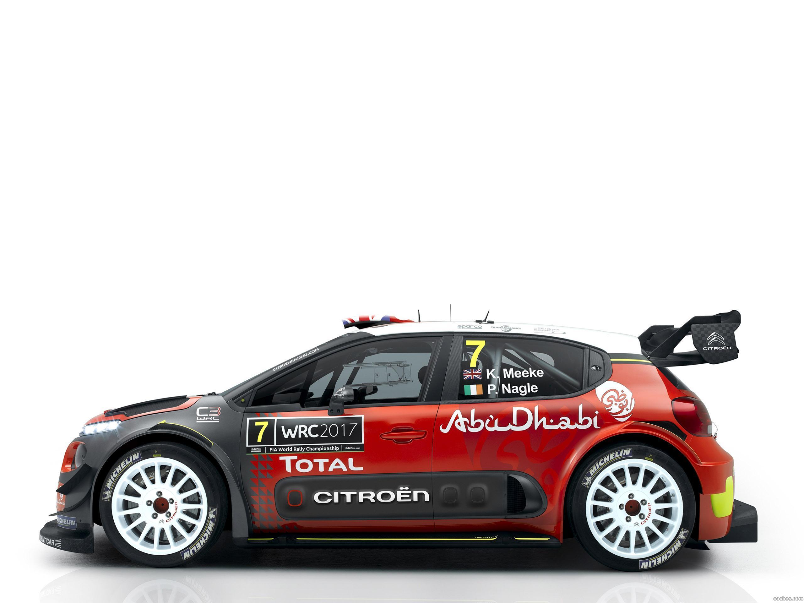 Foto 10 de Citroen C3 WRC 2017