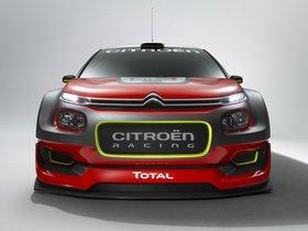 Ver foto 8 de Citroen C3 WRC Concept 2016