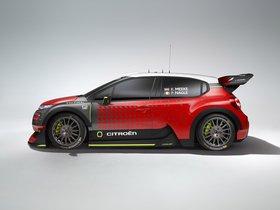 Ver foto 6 de Citroen C3 WRC Concept 2016