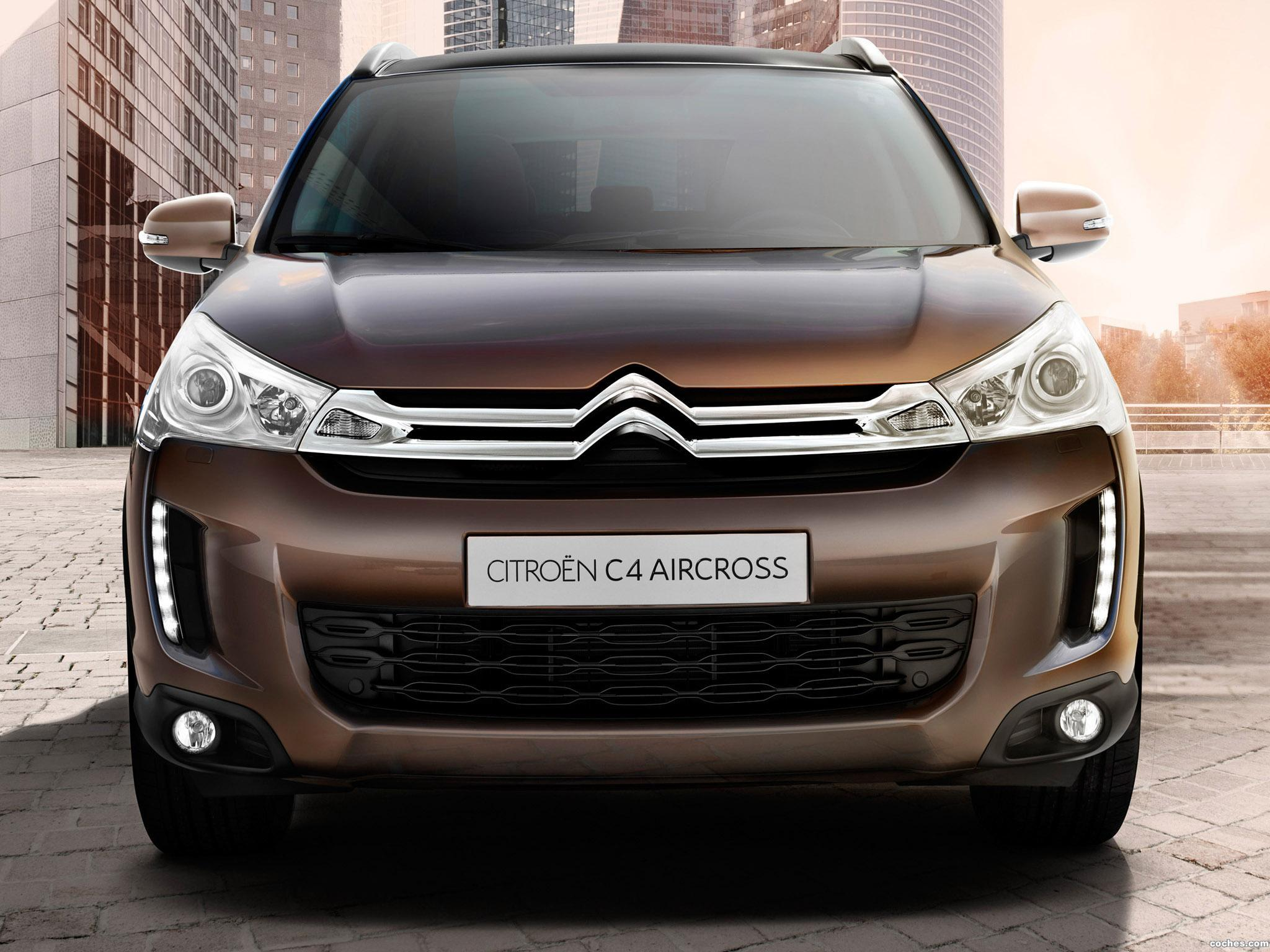 fotos de citroen c4 aircross 2011 foto 1. Black Bedroom Furniture Sets. Home Design Ideas