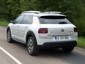Ver foto 6 de Citroen C4 Cactus Advanced Comfort Lab Prototype 2016
