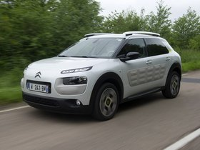 Ver foto 5 de Citroen C4 Cactus Advanced Comfort Lab Prototype 2016
