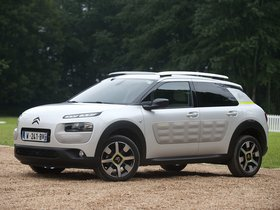Ver foto 4 de Citroen C4 Cactus Advanced Comfort Lab Prototype 2016