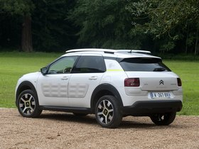 Ver foto 3 de Citroen C4 Cactus Advanced Comfort Lab Prototype 2016