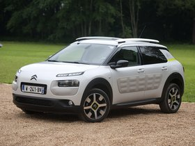 Fotos de Citroen C4 Cactus Advanced Comfort Lab Prototype 2016