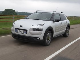 Ver foto 8 de Citroen C4 Cactus Advanced Comfort Lab Prototype 2016