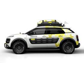 Ver foto 3 de Citroen C4 Cactus Aventure Concept 2014