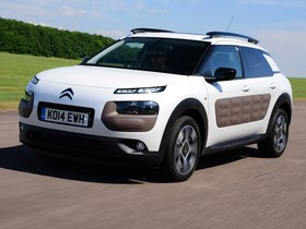 Fotos de Citroen C4 Cactus UK 2014