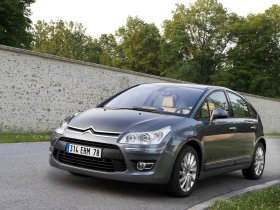 Fotos de Citroen C4 Facelift 2008