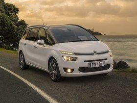 Ver foto 9 de Citroen C4 Grand Picasso Australia 2014