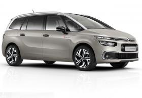 Fotos de Citroen C4 Grand Picasso