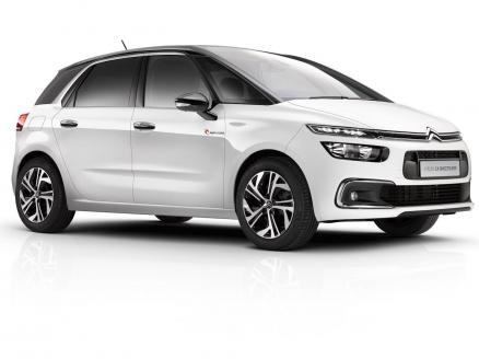 Citroen C4 Spacetourer 1.5bluehdi Origins Eat8 130
