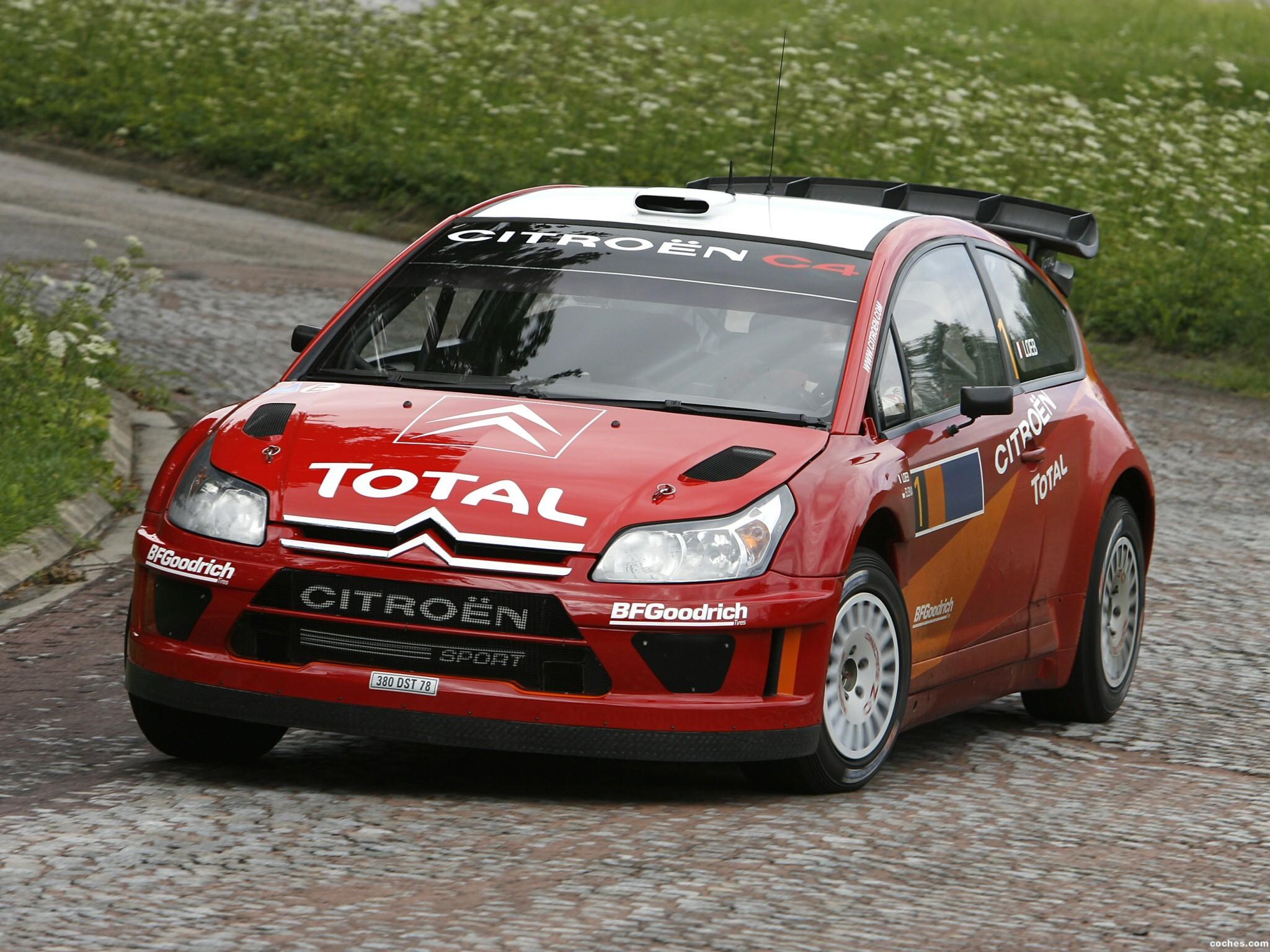Foto 0 de Citroen C4 WRC 2006