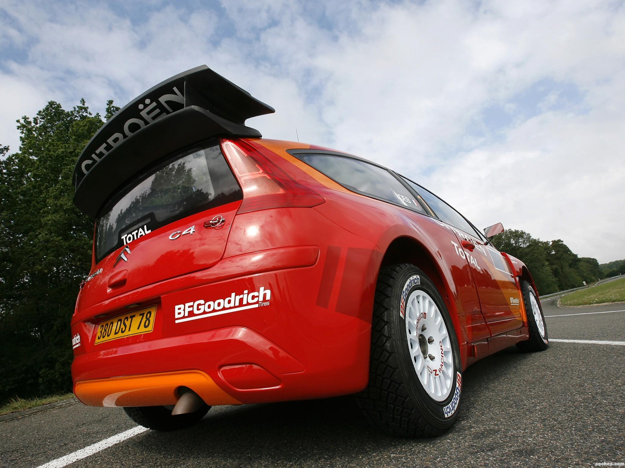 Foto 6 de Citroen C4 WRC 2006