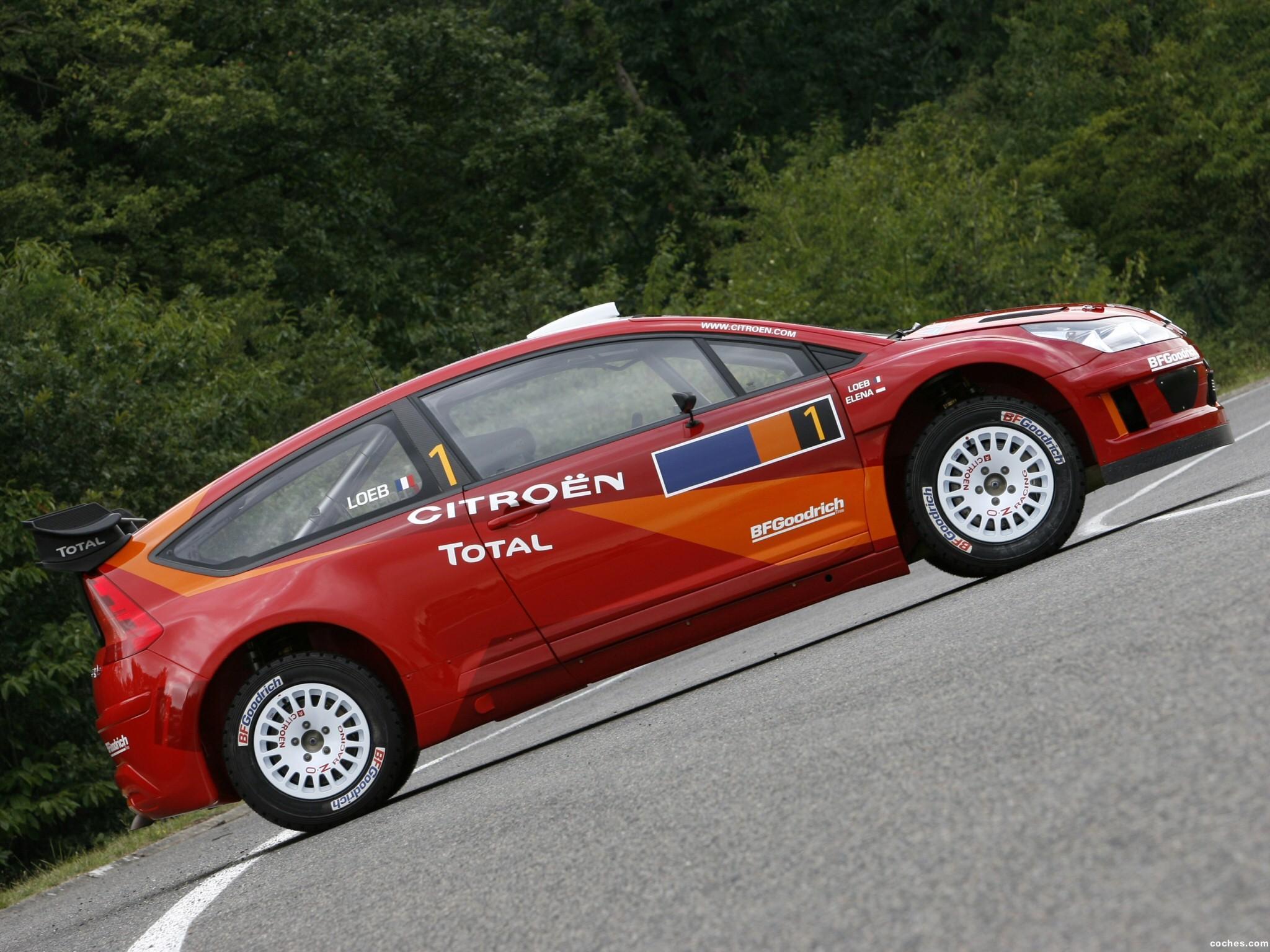 Foto 4 de Citroen C4 WRC 2006