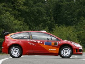 Ver foto 4 de Citroen C4 WRC 2006