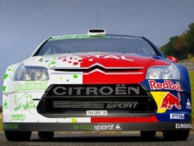 Ver foto 8 de Citroen C4 WRC HYmotion4 2008
