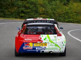 Ver foto 6 de Citroen C4 WRC HYmotion4 2008