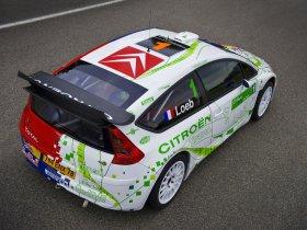 Ver foto 2 de Citroen C4 WRC HYmotion4 2008