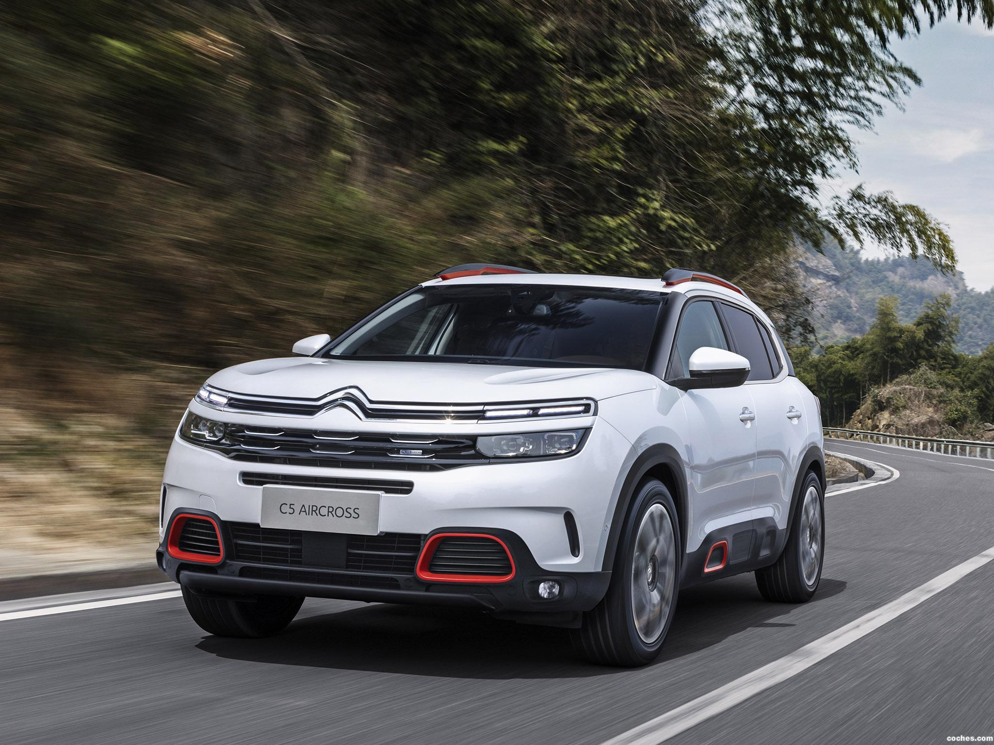 Foto 0 de Citroen C5 Aircross China 2017
