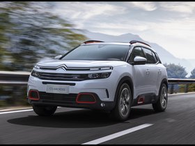 Ver foto 2 de Citroen C5 Aircross China 2017