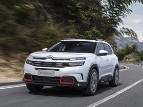 Fotos de Citroen C5 Aircross China 2017