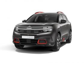 Fotos de Citroen C5 Aircross Shine 2018