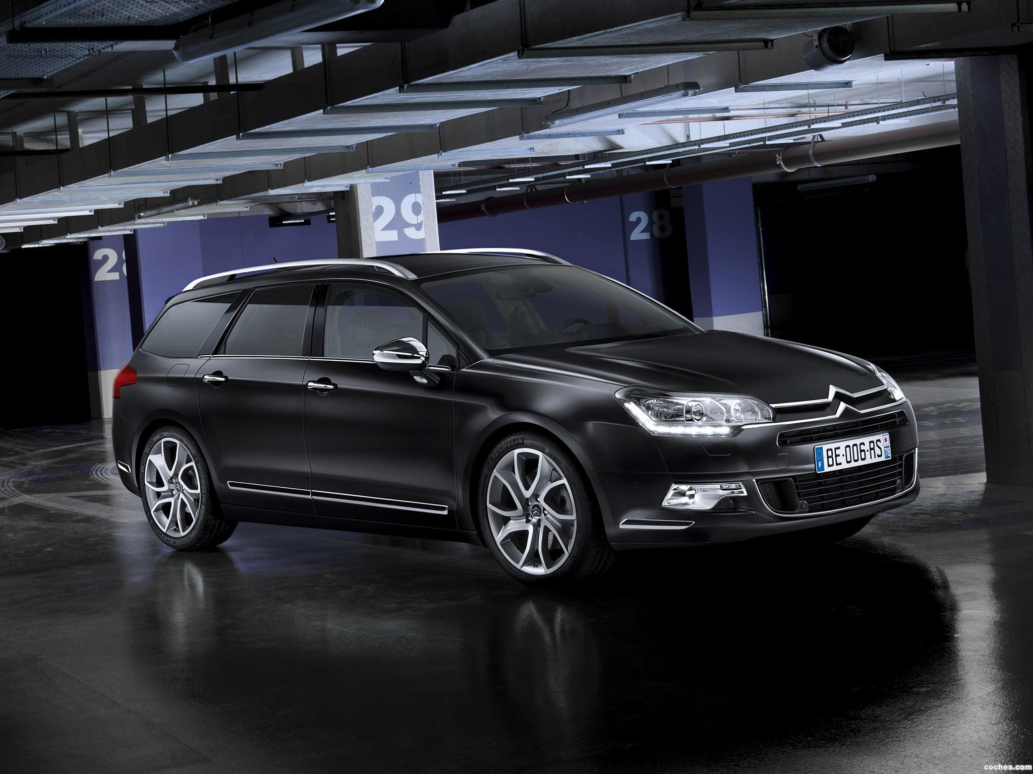 Foto 0 de Citroen C5 Break Serie Noire 2011