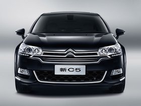 Fotos de Citroen C5 China 2013