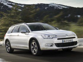 Fotos de Citroen C5 Crosstourer