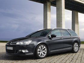 Fotos de Citroen C5 Estate 2007