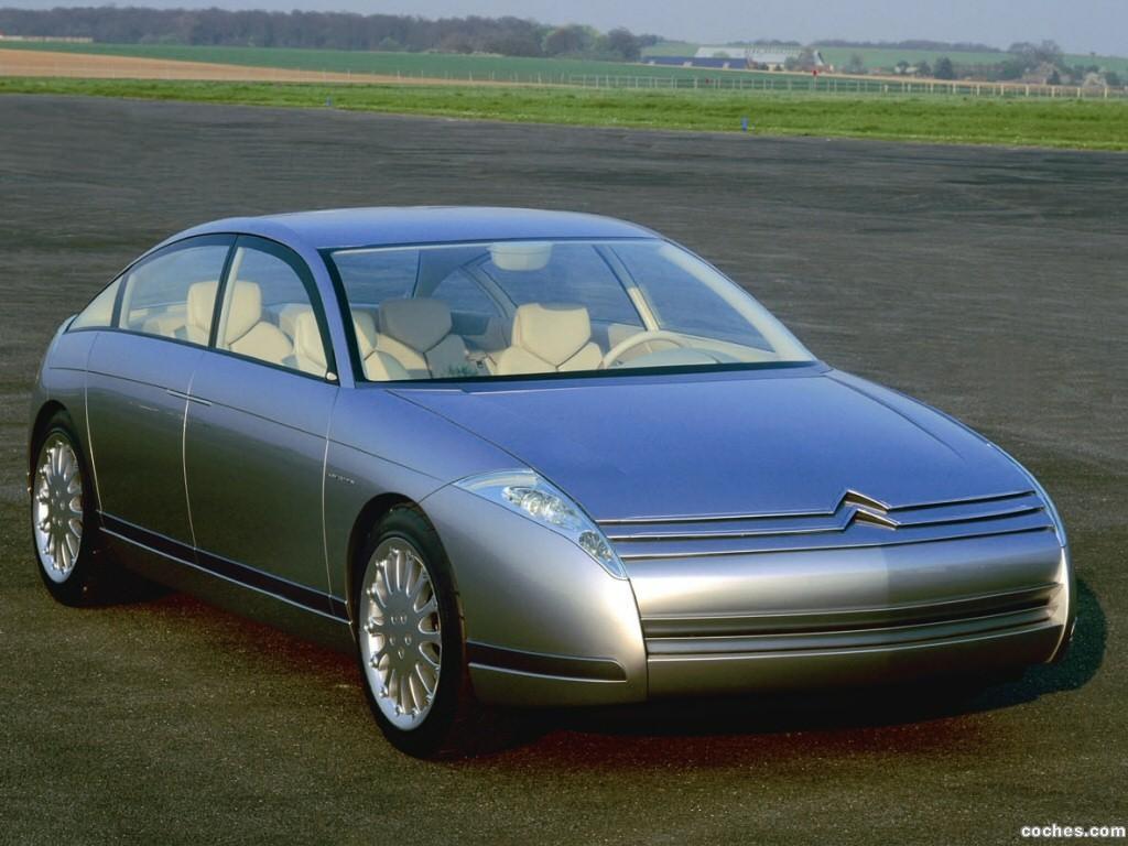Foto 1 de Citroen C6 Lignage Concept 1999