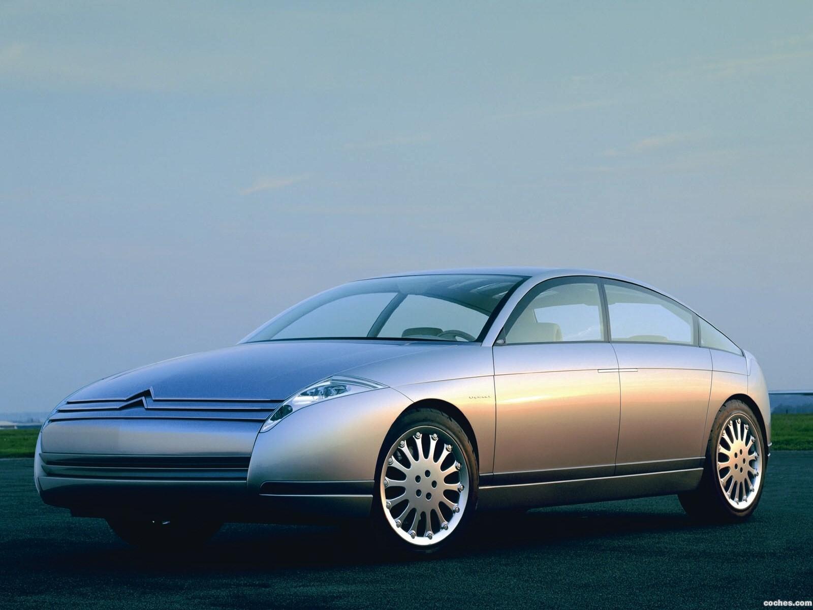 Foto 0 de Citroen C6 Lignage Concept 1999