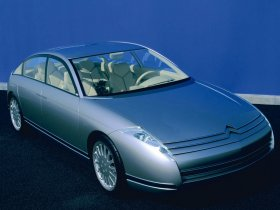 Ver foto 3 de Citroen C6 Lignage Concept 1999