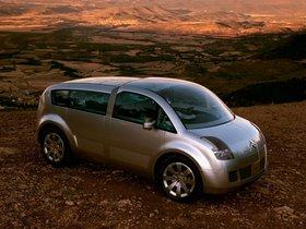 Ver foto 18 de Citroen Crosser Concept 2001