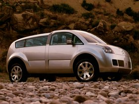 Ver foto 16 de Citroen Crosser Concept 2001