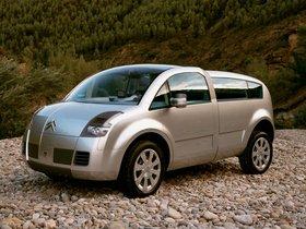 Ver foto 15 de Citroen Crosser Concept 2001