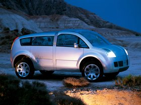 Ver foto 11 de Citroen Crosser Concept 2001