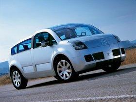 Ver foto 10 de Citroen Crosser Concept 2001