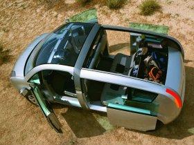 Ver foto 8 de Citroen Crosser Concept 2001