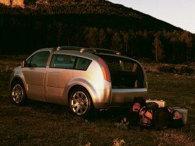 Ver foto 2 de Citroen Crosser Concept 2001