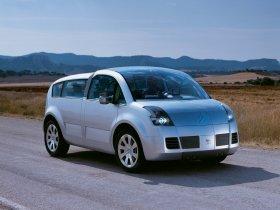 Ver foto 1 de Citroen Crosser Concept 2001