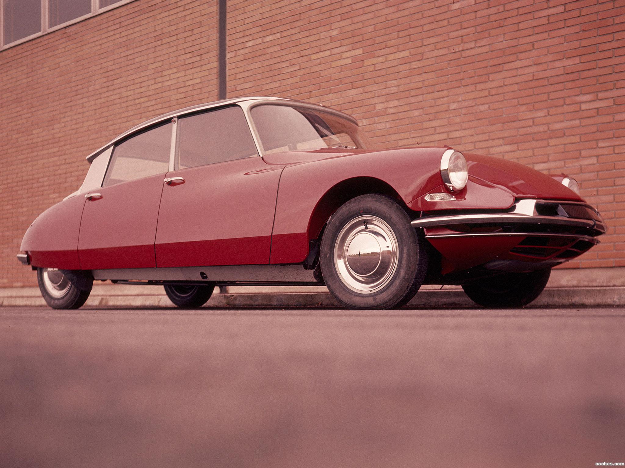 Foto 1 de Citroen DS 19 1955