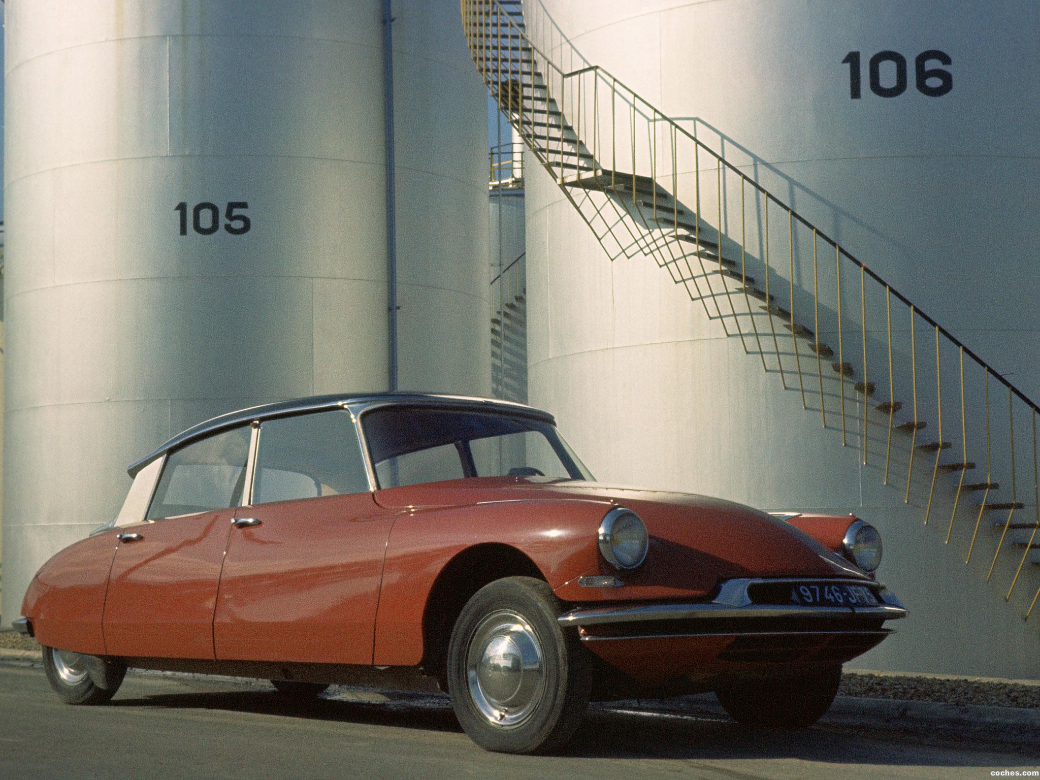 Foto 0 de Citroen DS 19 1955