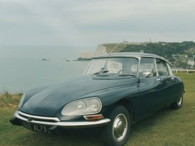 Fotos de Citroen DS 21 1965
