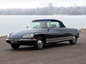 Ver foto 4 de Citroen DS 21 Cabriolet Le Caddy Par Chapron 1960