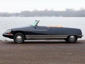 Ver foto 2 de Citroen DS 21 Cabriolet Le Caddy Par Chapron 1960