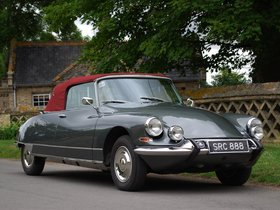 Fotos de Citroen DS 21 Decapotable 1965