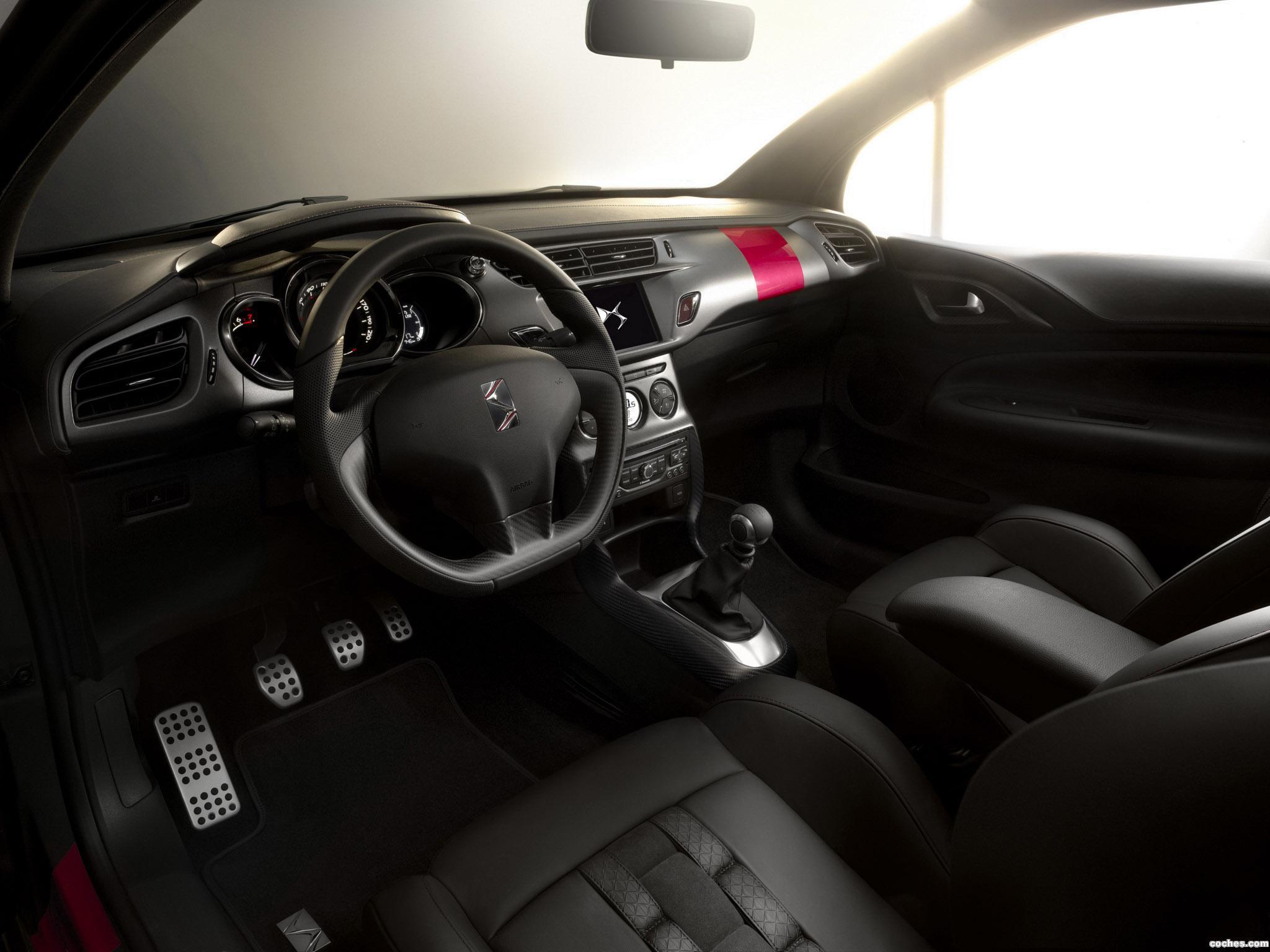 Foto 7 de Citroen DS3 Cabrio Racing Concept 2013